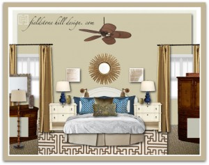 DClair Master Bedroom Design Board-1