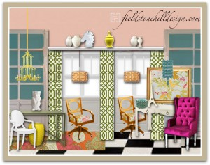 EdieW Workroom Design Board-1