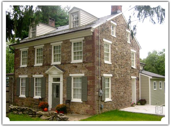 Fieldstone hill fieldstone hill design for Fieldstone houses