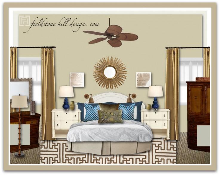 Design Board A Dreamy Master Bedroom Fieldstone Hill Design