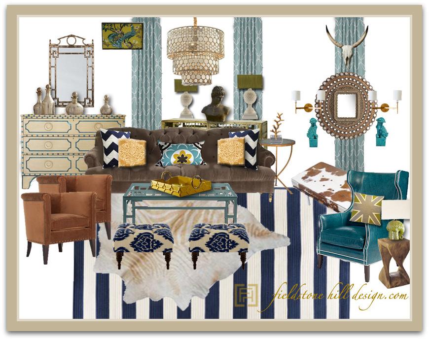 EdieW Living Room Design Board 1 Fieldstone Hill Design