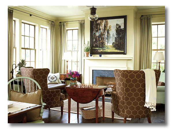 A room i love a keeping room perfect for lingering for Southern living keeping room ideas