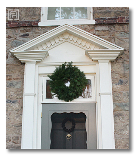 Fieldstone Hill Stone Farmhouse Christmas Tour
