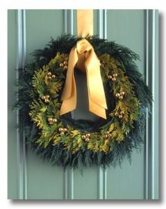 wreath martha