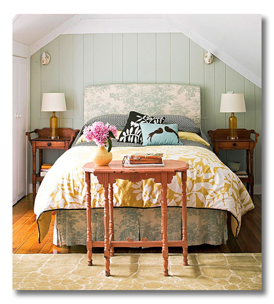 Better Homes Gardens Bedroom Fieldstone Hill Design