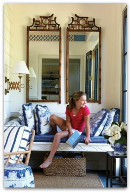 Create your own blissful sitting nook reading corner book nook - Creating ideal reading nooks ...