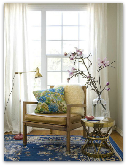 Create your own blissful sitting nook - reading corner ...