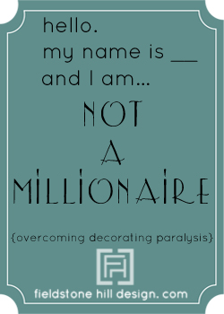 not a millionaire