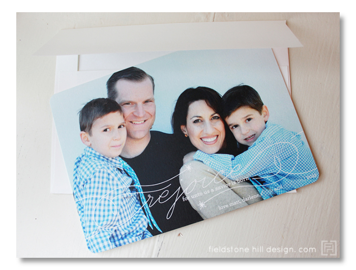 Minted Holiday Cards - 1
