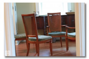 Fieldstone Hill Dining Chairs