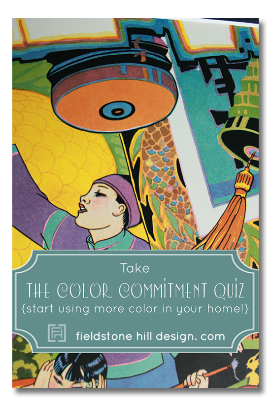 Color Commitment Quiz