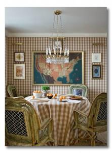 Thomas Bilhuber , ditto-worthy designer by Fieldstone Hill Design