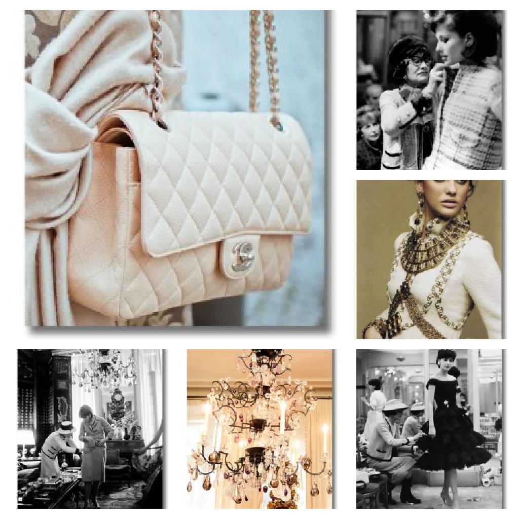 Chanel Signature Style Board Fieldstone Hill Design