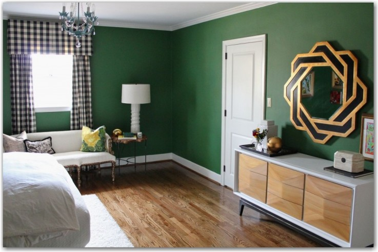 Emerald City. Is the Emerald Trend for you? {via Fieldstone Hill Design}
