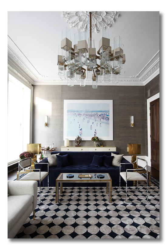 ditto :: A living room of London Luxe