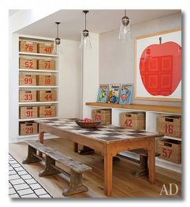 inspiration school room Fieldstone Hill Design
