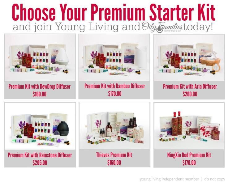 Choose your Premium Starter Kit via @fieldstonehill 1413674