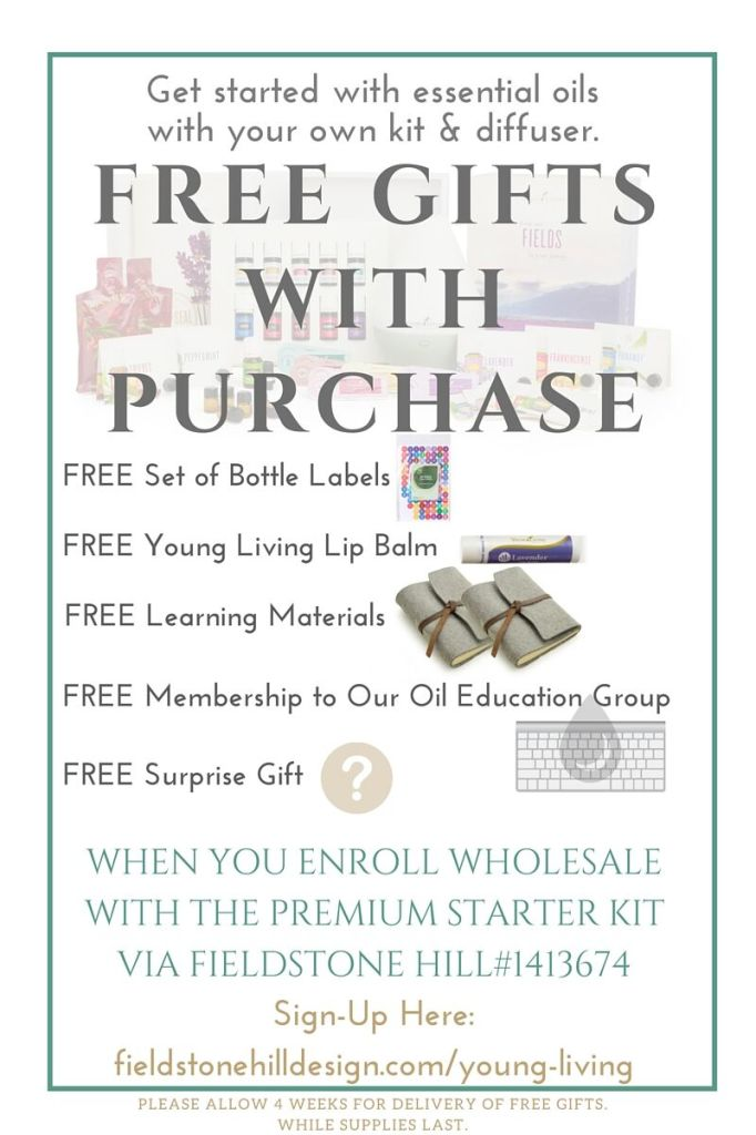 Free Gifts with Purchase! YAY. So, you could get your EO's at Walmart, OR you could get the best ever EO's PLUS a whole team of friends to support you on your journey! <3 #WeAreLivingWell
