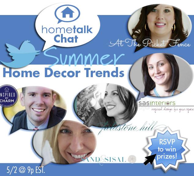 Summer Decor Trends