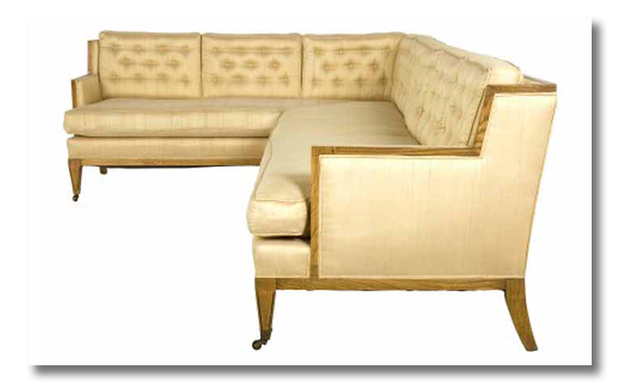 vintage silk sectional 1959 - a sofa love story1