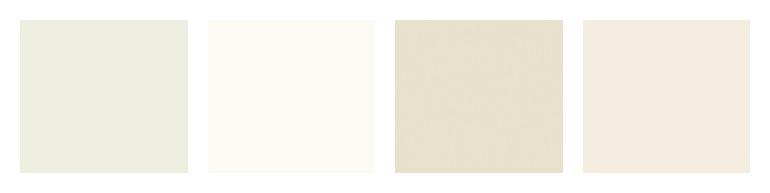 Designer Recommended Whites