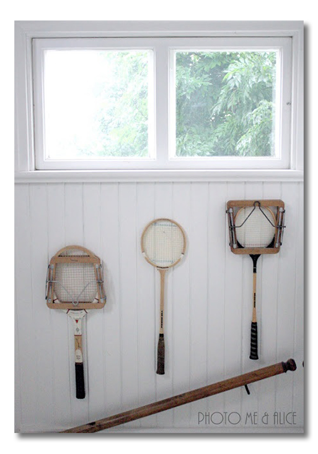 antique sporting goods
