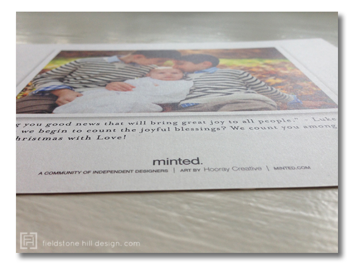 mini-gift FHD Minted