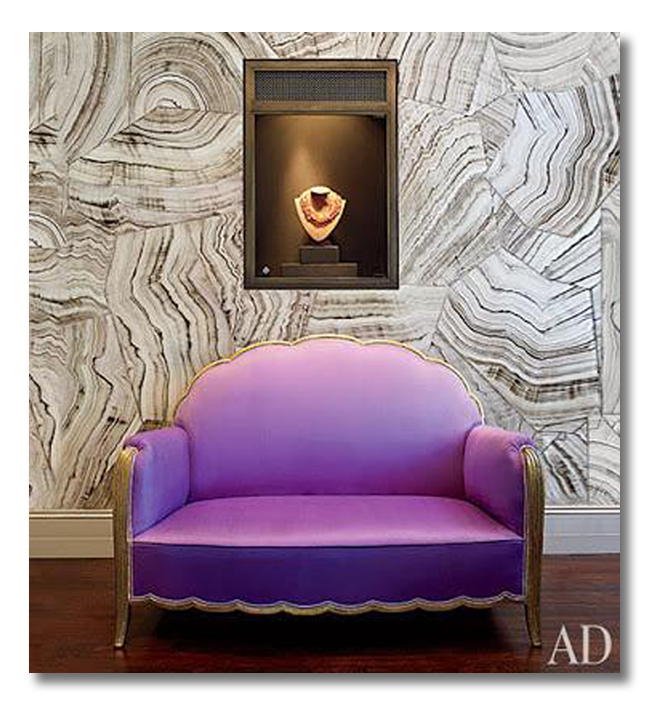 decorating with Radiant Orchid2