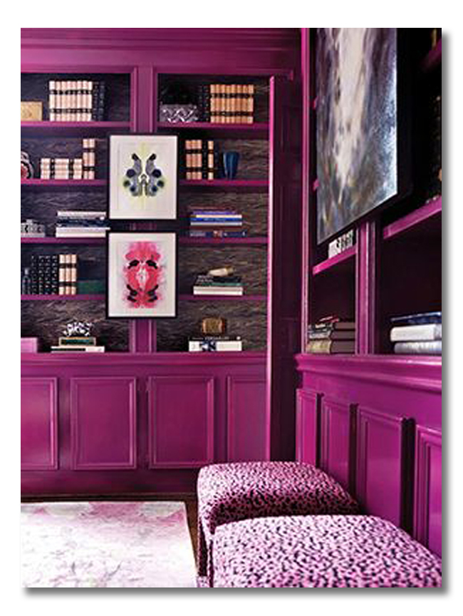 decorating with Radiant Orchid7