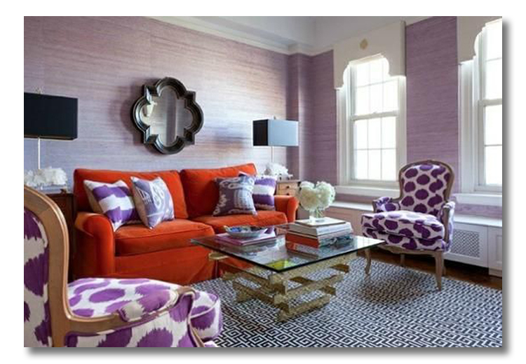 decorating with Radiant Orchid9