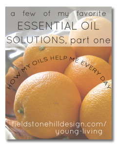 Essential Oil Solutions - FHD Young Living