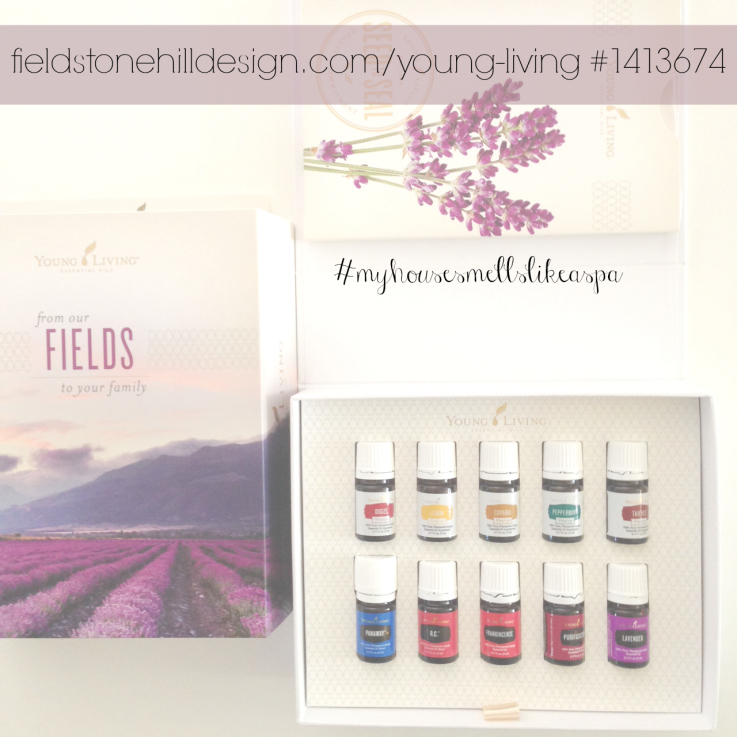 My house smells like a spa! The dreamiest, best EO kit available. via @fieldstonehill 1413674