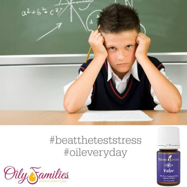 OED stress