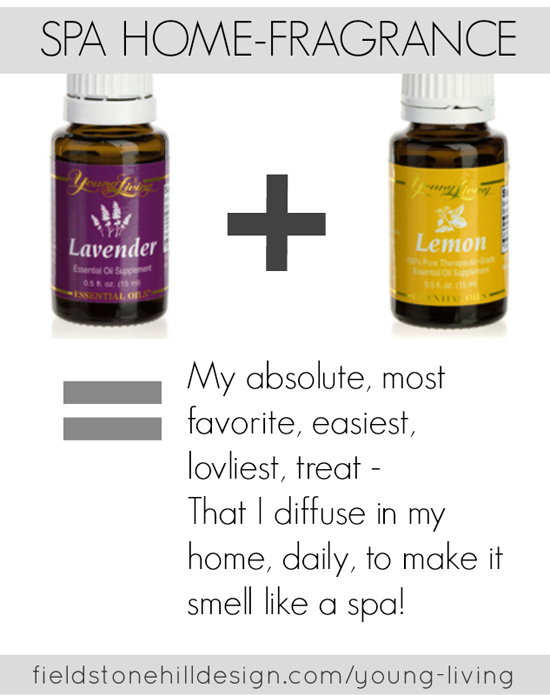 Spa Home Fragrance, YL Essential Oils, via @fieldstonehill 1413674
