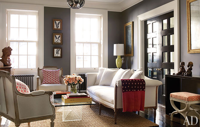 Four simple steps to an affordable designer room