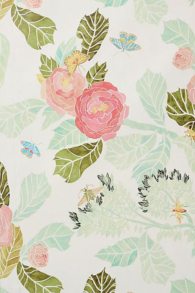 grandma floral design anthropologie