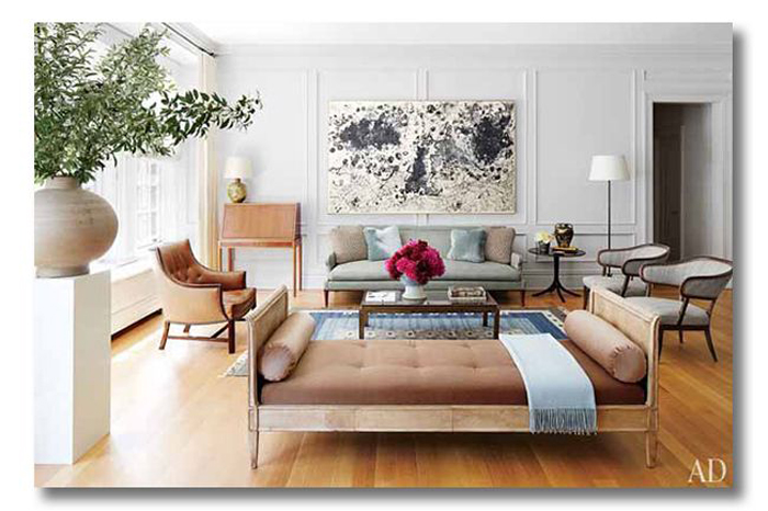 Five Free Ways to add art and beauty via Fieldstone Hill Design, branches 1