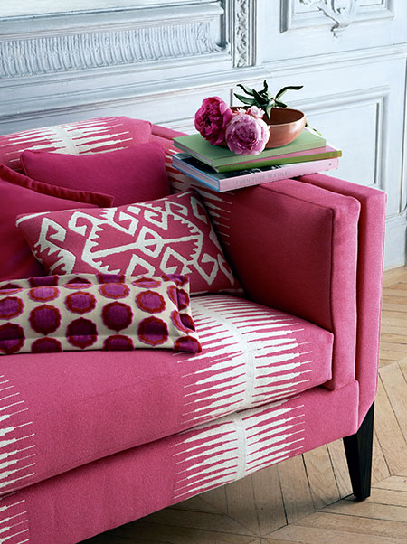 fabric crush: manuel canovas via @fieldstonehill