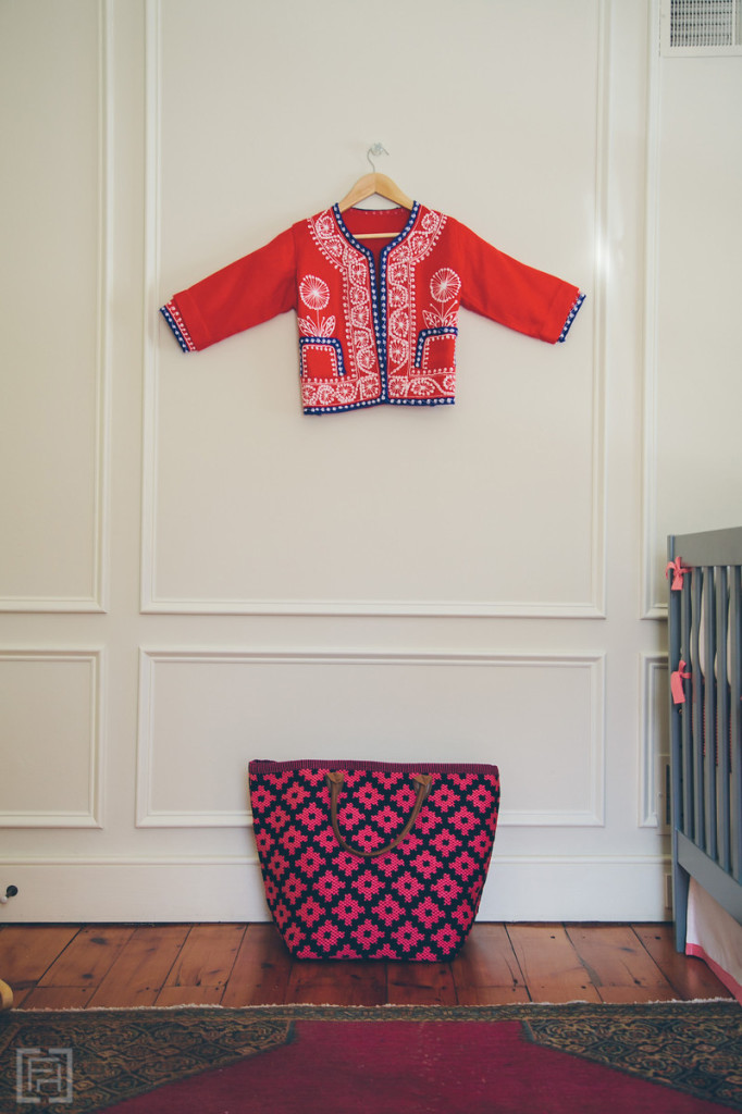 FHD nursery reveal, interior design by @fieldstonehill , Peruvian jacket