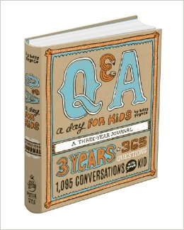 Q&A a day for kids via @fieldstonehill