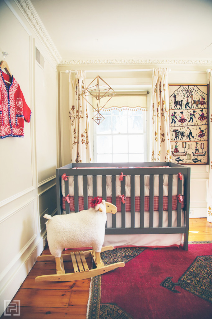 Fieldstone Hill Design, A globally inspired nursery