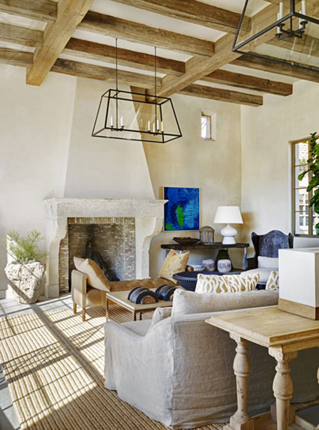 Europe in the Sonoran, a ditto worthy space via @fieldstonehill