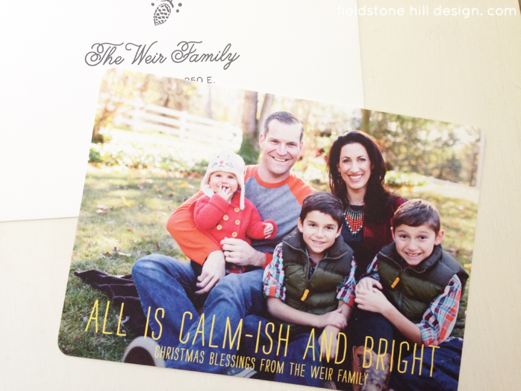 Minted photo cards 1