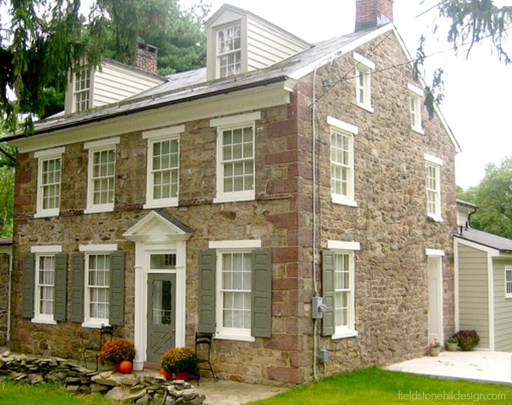 Fall Home Tour of Fieldstone Hill via @fieldstonehill