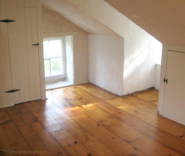 guest-attic-floor- Fall Home Tour of Fieldstone Hill via @fieldstonehill