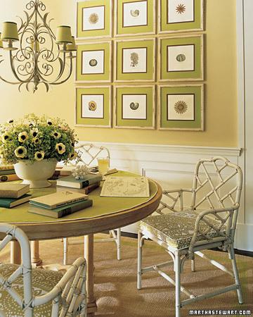 Martha stewart living room design