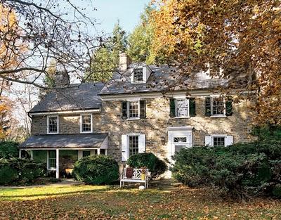 Inspiration Stone Farmhouses Fieldstone Hill Design